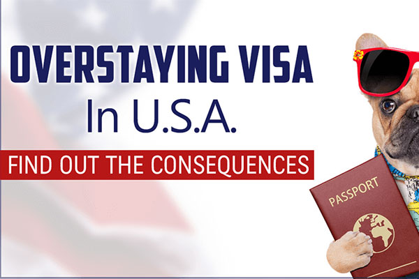 Have you overstayed your visas in USA?