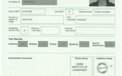 Buy genuine IELTS certificates online